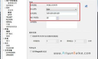 SSH连接阿里云Linux服务器教程