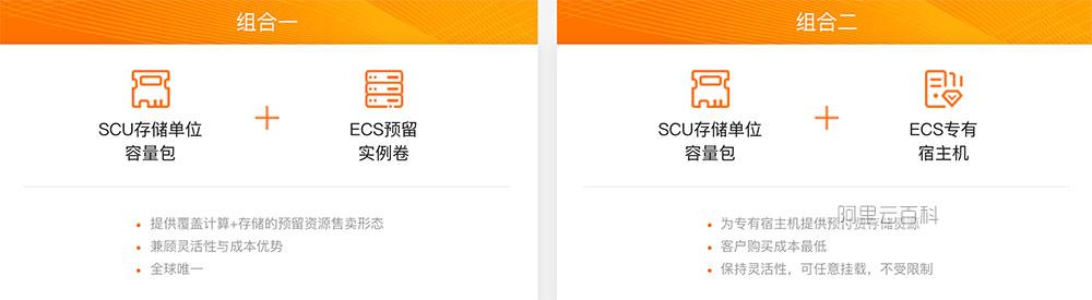 存储容量单位包(SCU)最佳产品组合